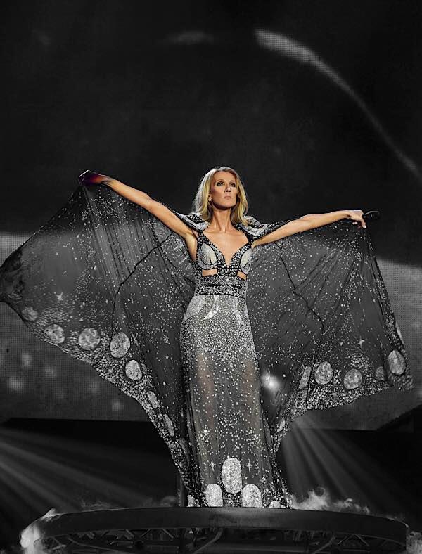 Céline Dion (Foto: Denise Truscello)
