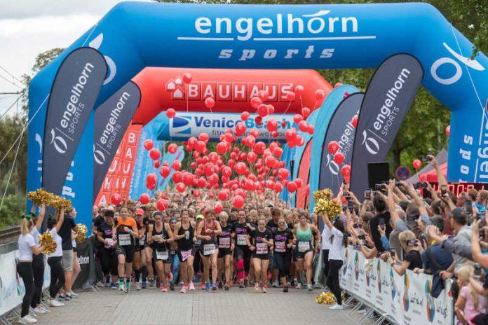6. engelhorn sports Frauenlauf Mannheim (Foto: Norbert Wilhelmi)