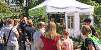 Die Artenschutzthematik vor Ort und auf der ganzen Welt steht am Sonntag im Mittelpunkt. (Foto: Zoo Karlsruhe)