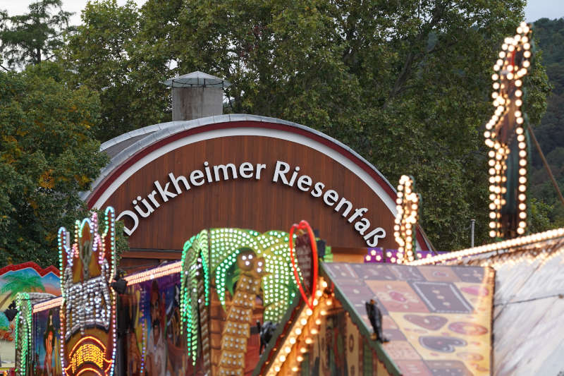 Bad Dürkheim 603. Dürkheimer Wurstmarkt (Foto: Holger Knecht)