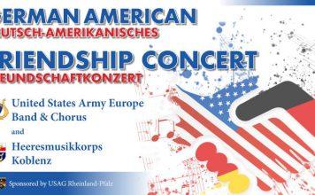 Deutsch-Amerikanisches Freundschaftskonzert