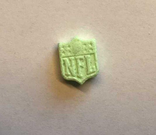 Die abgebildeten Tabletten wurden sichergestellt