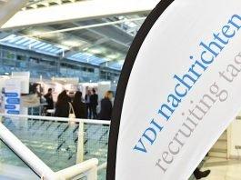 Recruiting Tag der VDI nachrichten (Foto: VDI Verlag GmbH)