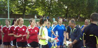 Symbolbild Frauenfußball (Foto: Hannes Blank)