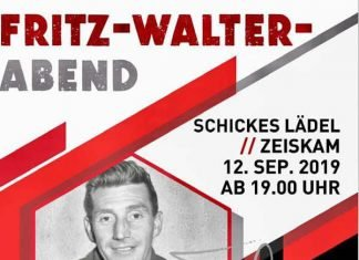 Fritz-Walter-Abend (Quelle: Fritz Walter Stiftung e.V.)