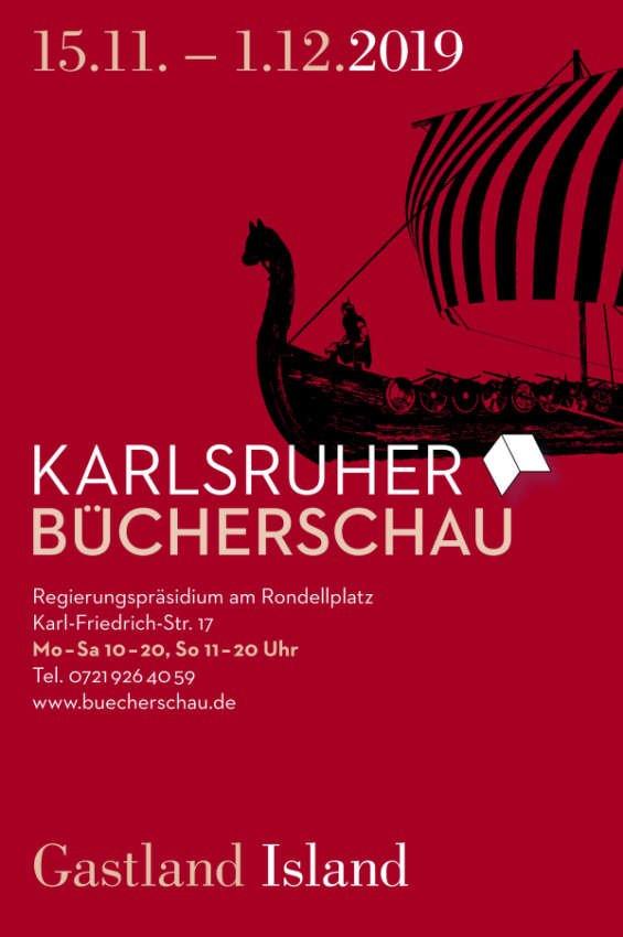 Karlsruher Bücherschau 2019