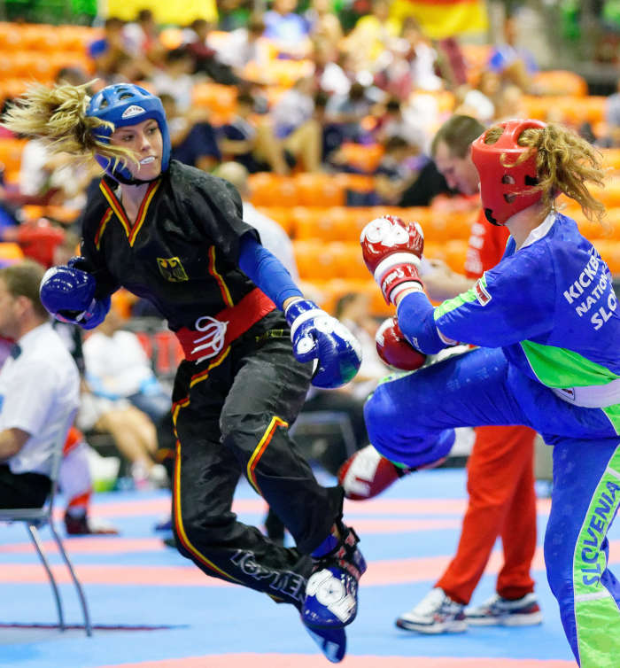 Jugend Europameisterschaft 2019 Kickboxen