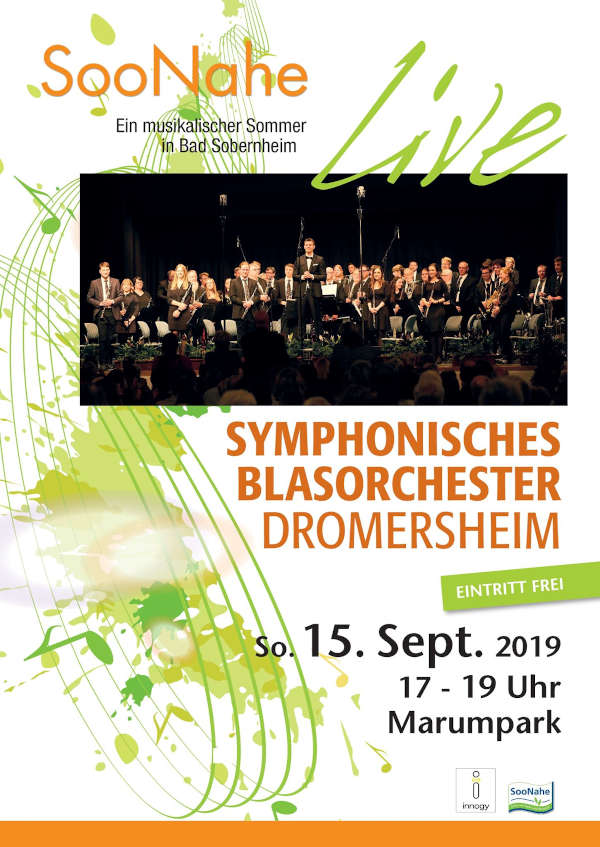 Konzert Symphonisches Blasorchester Dromersheim
