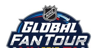 Logo NHL Global Fan Tour (Quelle: Nirva Milord / NHL)