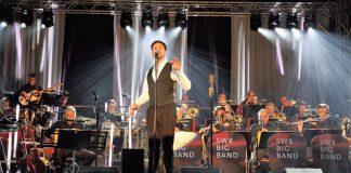 SWR Big Band und Max Mutzke (Foto: Christoph Czada)