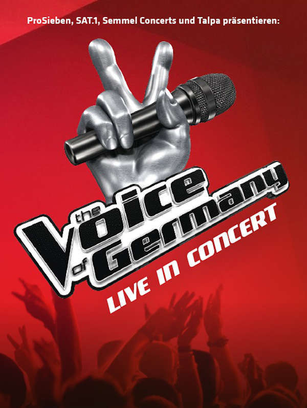 The Voice Of Germany Karlsruhe