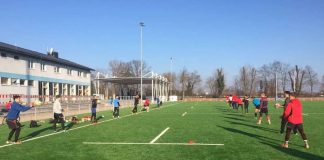 Trainingsgelände Heidelberg (Foto: Hannes Blank)