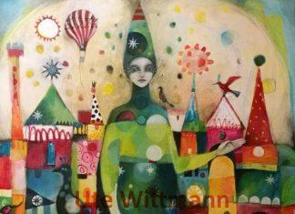 Werk von Ute Wittmann