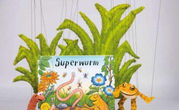 SUPERWURM (Foto: Dornerei)
