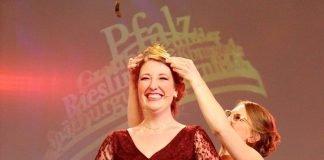 Anna-Maria Löffler ist die 81. Pfälzische Weinkönigin (Foto: Pfalzwein e.V)