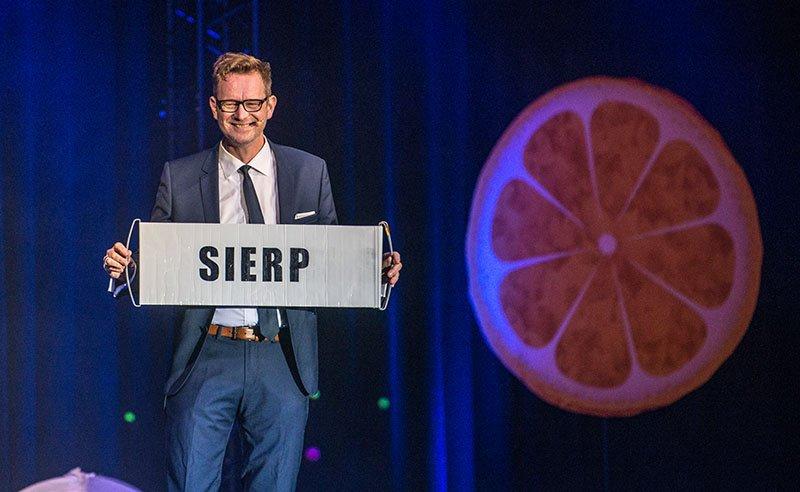 Sierp (Foto Helmut Dell)