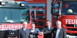 Kooperation Opel-Werkfeuerwehr
