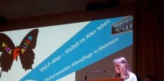 Weinheimer Demenztag machte auch Mut, mit der Krankheit des Vergessens positiv umzugehen