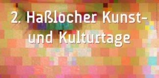 Haßlocher Kunst- und Kulturtage