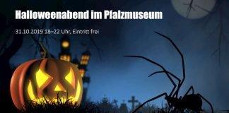 Halloweenabend im Pfalzmuseum