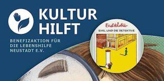 """Als Basis dient die Geschichte """"Emil und die Detektive"""" von Erich Kästner."""