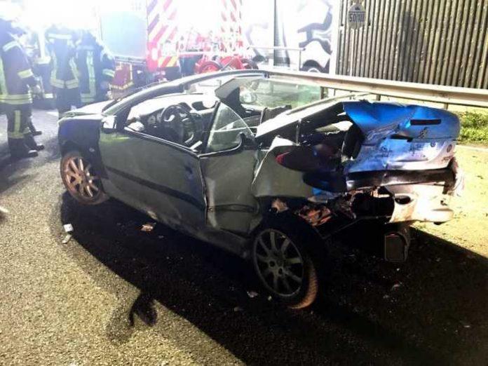 Mainz-Bretzenheim_Schwerer Verkehrsunfall