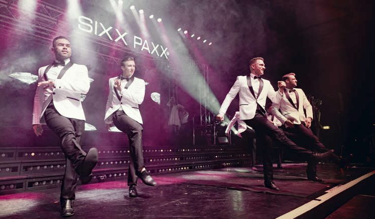 Sixxpaxx (Foto: Pen Fotografie)