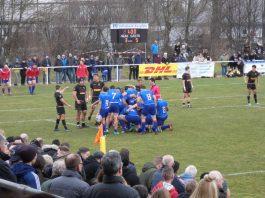 Rugby-Länderspiel in Heidelberg (Foto: Hannes Blank)