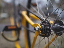 Symbolbild, Fortbewegung, Fahrrad, Rad, verschwommen (pxhere)