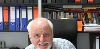 Professor Hans Hagen.