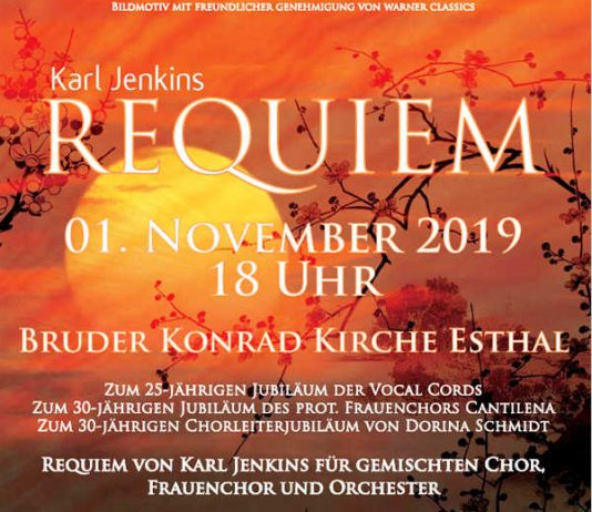 Exotische Klänge zum Chorjubiläum in Esthal