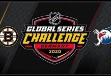 NHL Global Series 2020 (Quelle: NHL)