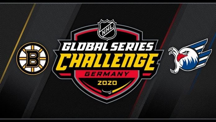 NHL Global Series 2020 (Quelle: NHL)