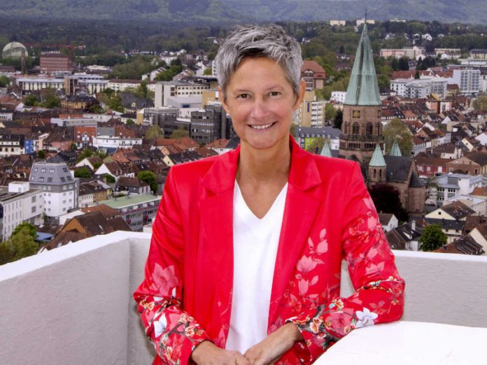 Bürgermeisterin Kimmel