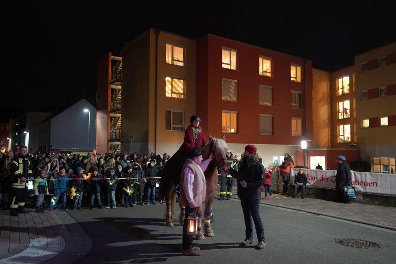Lambrecht Martinsfest 2019 (Foto: Holger Knecht)