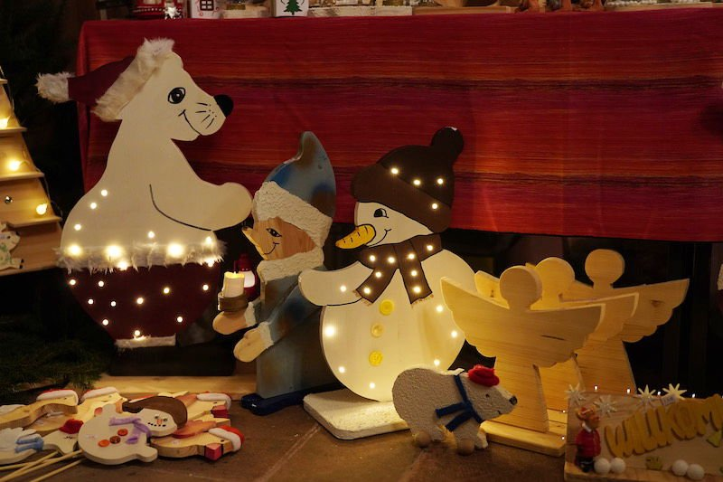 Lambrecht Märchenhafter Adventsmarkt 2019 (Foto: Holger Knecht)