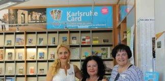 Das Team der Tourist-Information freut sich auf den Umzug (Foto: KTG Karlsruhe Tourismus GmbH)