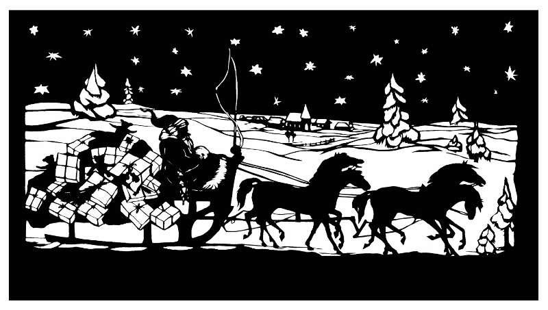 Weihnachtsmotiv (Quelle: Stadtverwaltung Pirmasens)