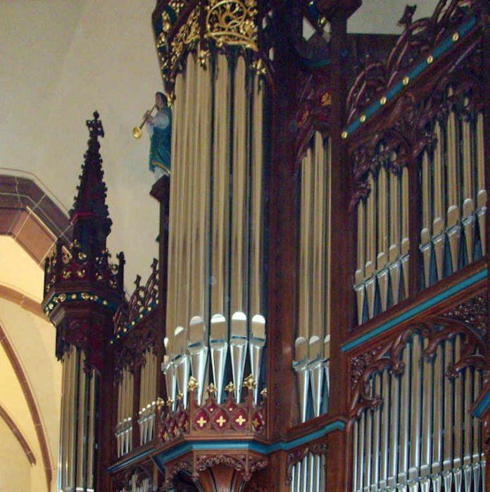 Klais Orgel (Foto: Bistum Speyer)