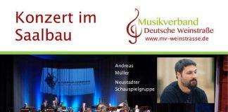 Konzert Bläserphilharmonie Deutsche Weinstraße