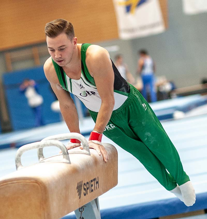 Lasse Gauch (Foto: Helmut Dell)