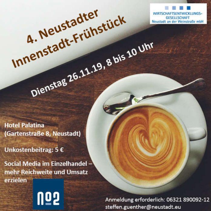 Neustadter Innenstadt-Frühstück (Quelle: WEG Neustadt)