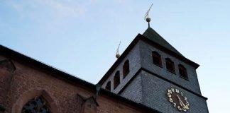 Prot. Kirche Lambrecht, ehemalige Klosterkirche (Foto: Holger Knecht)