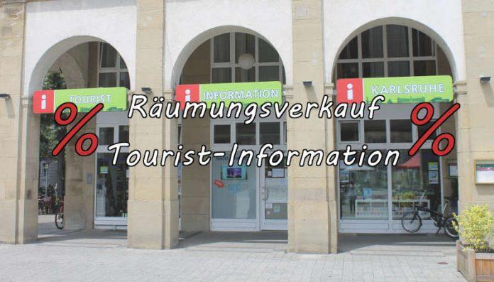 Räumungsverkauf (Foto: KTG Karlsruhe Tourismus GmbH)