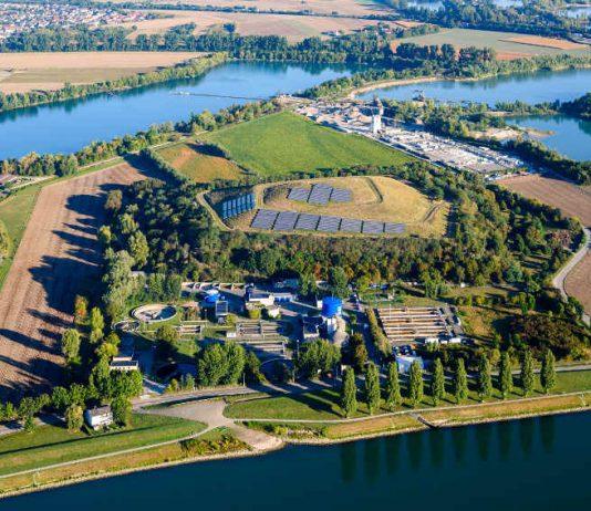 """2020 soll weiter in Solarstrom auf dem """"Sonnenberg"""" investiert werden. (Foto: SWS)"""