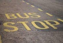 Symbolbild, Bus Stop, Haltebucht © on pixabay