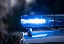 Symbolbild, Polizei, Blaulicht, Nachts © Fleimax on Pixabay