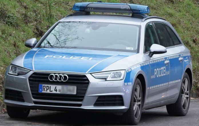 Symbolbild Polizei Funkstreifenwagen RLP (Foto: Holger Knecht)