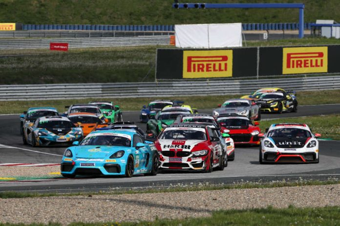 Die ADAC GT4 Germany startet 2020 in Oschersleben in ihre zweite Saison. (Foto: Gruppe C Photography)