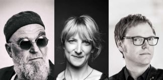 Erwin Ditzner, Alexandra Lehmler, Claus Kiesselbach (Foto: Erwin Ditzner / Felix Groteloh / Claus Kiesselbach)